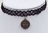 NEW - Zodiac Astrological Pendant Choker Necklaces - Choose your sign! -  - 5