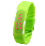 Touch Screen Button LED Bracelet Watches Men, Women, & Kids - Thirsty Buyer - 7
