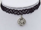 NEW - Zodiac Astrological Pendant Choker Necklaces - Choose your sign! -  - 6