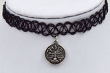 NEW - Zodiac Astrological Pendant Choker Necklaces - Choose your sign! -  - 7