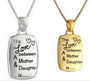 """New Mom"" Necklaces - Choose Yours - Thirsty Buyer - 1"