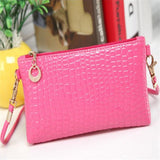 Ladies Leather Crossbody MESSENGER Purse Handbag - Assorted Colors - Thirsty Buyer - 4