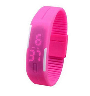 Touch Screen Button LED Bracelet Watches Men, Women, & Kids - Thirsty Buyer - 2