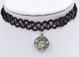 NEW - Zodiac Astrological Pendant Choker Necklaces - Choose your sign! -  - 1