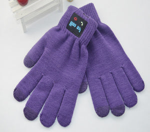 Wireless Bluetooth Voice Talk & Texting Gloves - HOT - Assorted Colors - Thirsty Buyer - 1