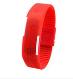 Touch Screen Button LED Bracelet Watches Men, Women, & Kids - Thirsty Buyer - 5
