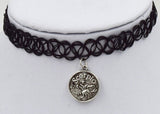 NEW - Zodiac Astrological Pendant Choker Necklaces - Choose your sign! -  - 11