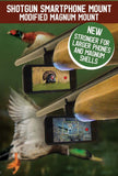 Smartphone Pro-Series Compound, Crossbow or Shotgun Mount - Record Your Hunts!