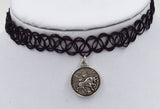 NEW - Zodiac Astrological Pendant Choker Necklaces - Choose your sign! -  - 12