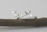 "Deer Antler ""Buck"" Ring - Thirsty Buyer - 3"