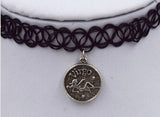 NEW - Zodiac Astrological Pendant Choker Necklaces - Choose your sign! -  - 13