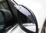 Car Universal Flexible Rain Shade Mirror Cover - Includes Pair - Thirsty Buyer - 2