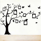Family Tree Wall Art Vinyl Decal - Thirsty Buyer - 2