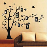 Family Tree Wall Art Vinyl Decal - Thirsty Buyer - 3