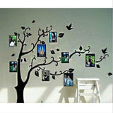 Family Tree Wall Art Vinyl Decal - Thirsty Buyer - 4