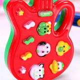 Kids/Toddler Developmental Musical Electronic Guitar -  - 3