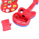 Kids/Toddler Developmental Musical Electronic Guitar -  - 4