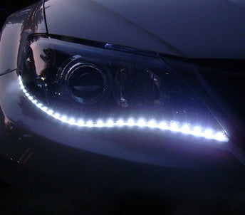 High Power Flexible LED Light Strips for Cars - Includes 2 Strips - Thirsty Buyer - 1