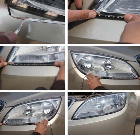 High power flexible led light strips for cars includes 2 strips high power flexible led light strips for cars includes 2 strips thirsty buyer aloadofball Choice Image