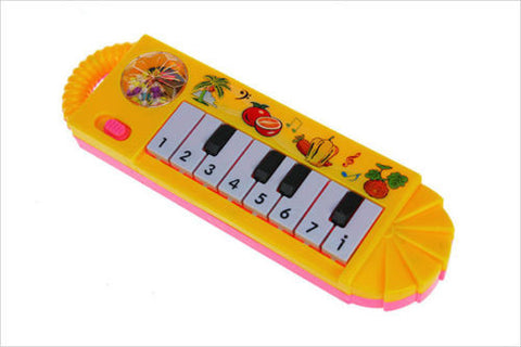 Kids/Toddler Educational Music Piano Toy -  - 1