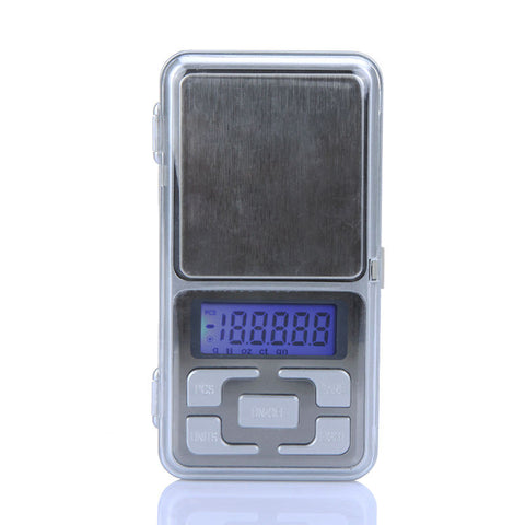 Mini Electronic Digital LCD Pocket Measuring Scale -  - 1