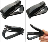 Car Sun Visor Clip Holder for Sunglasses & More - Thirsty Buyer - 2