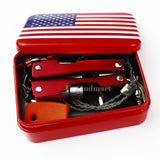 Outdoor Sport Camping Survival Emergency Tool Box Set -  - 1