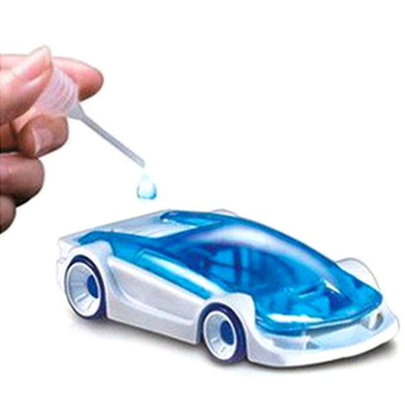 Green Energy Salt Water Driven Fuel Cell Mini Toy Car DIY - Thirsty Buyer - 1