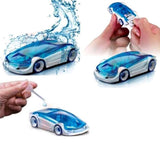 Green Energy Salt Water Driven Fuel Cell Mini Toy Car DIY - Thirsty Buyer - 2
