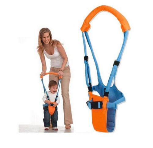 Baby/Toddler Learn-to-Walk Harness Bouncer - Awesome Walking Tool -  - 1