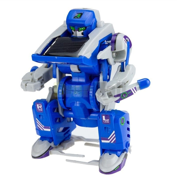 Solar Energy Transforming Robot, Tank, & Scorpion - 3 in 1 - Thirsty Buyer - 1