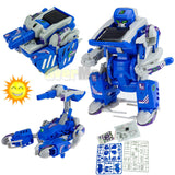 Solar Energy Transforming Robot, Tank, & Scorpion - 3 in 1 - Thirsty Buyer - 4