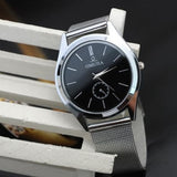 Men's Luxury TUXEDO Stainless Steel Quartz Watch -  - 3