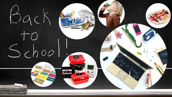 Back to School, Get Ready, Cool School Supplies, Awesome School Stuff, Pencil Cases, Get Ready, Ruler, Lunchbox, Zeitgeist Gifts