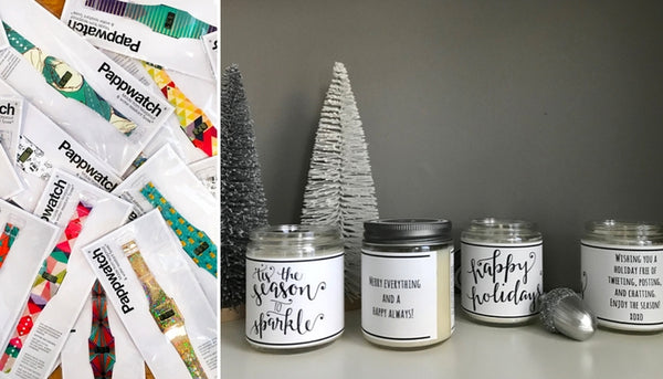 Christmas, holidays, get ready for holidays, holiday tips, holidays parties, food, holiday preparation, zeitgeist gifts, unique gifts, modern lifestyle, white elephant gifts, stocking stuffers, small gifts, holiday candles, paper watches
