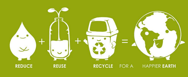 Recycle, Reuse, Better Planet, Recycling, Environment