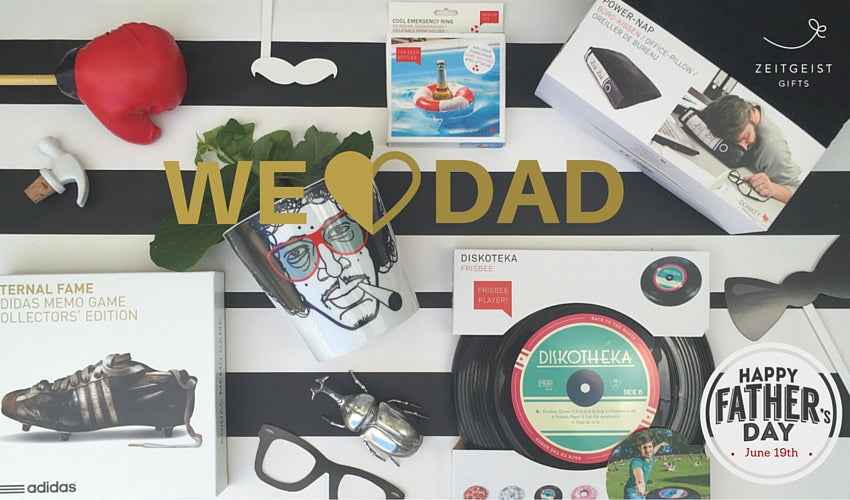 Fathers Day, Father's Day, Father's Day Gift Ideas, Gifts for Dad, Zeitgeist Gifts, Unique Gifts, Gifts for Men