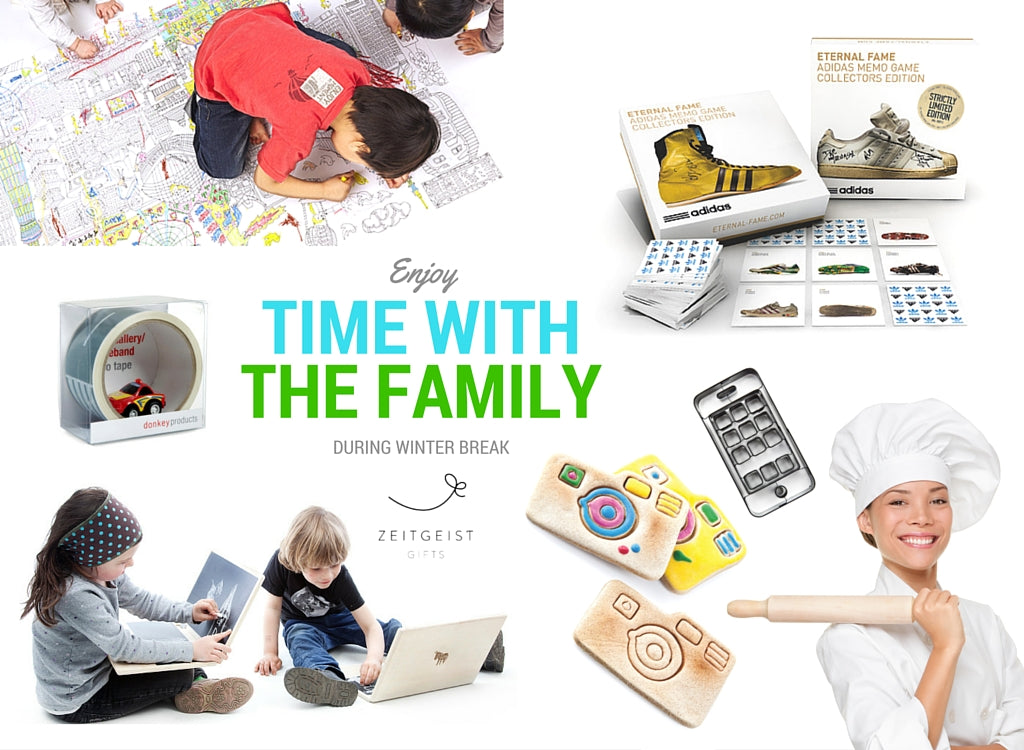Spend Time Kids, Quality Time Family, Fun Activities, Indoor Fun, Zeitgeist Gifts