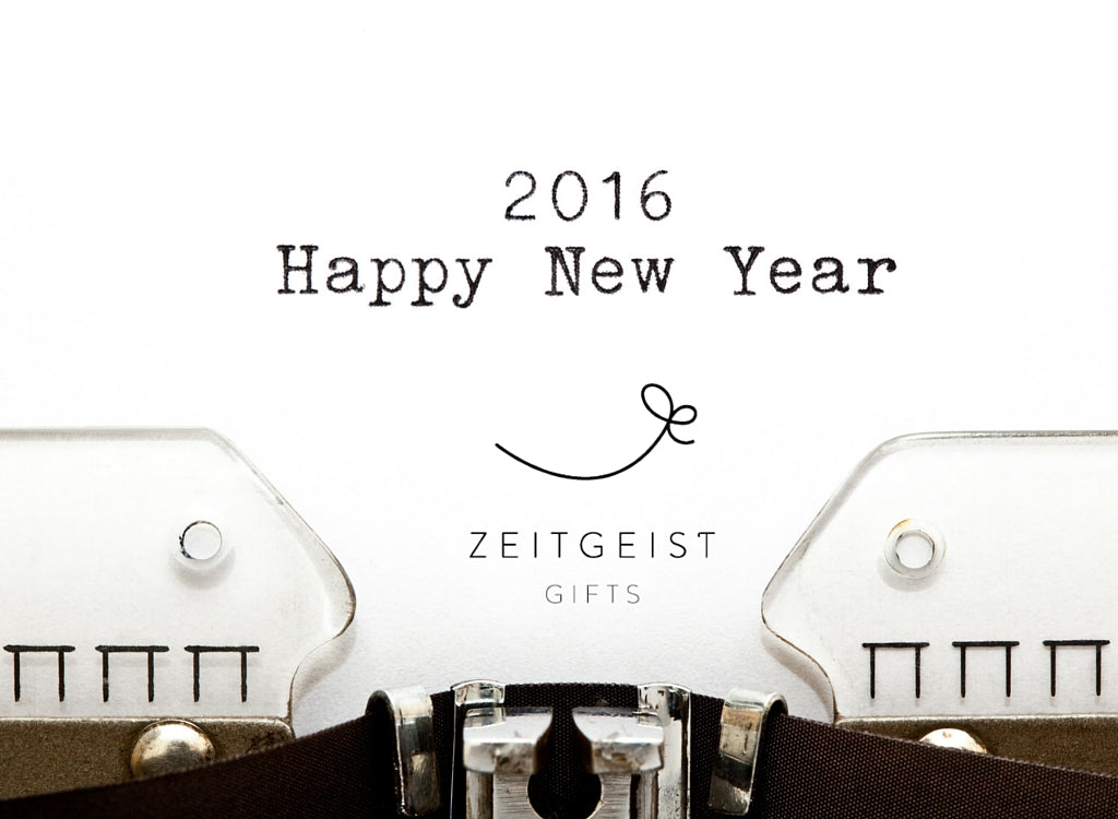 New Years Resolutions, Resolution, Zeitgeist Gifts, Be Healthier