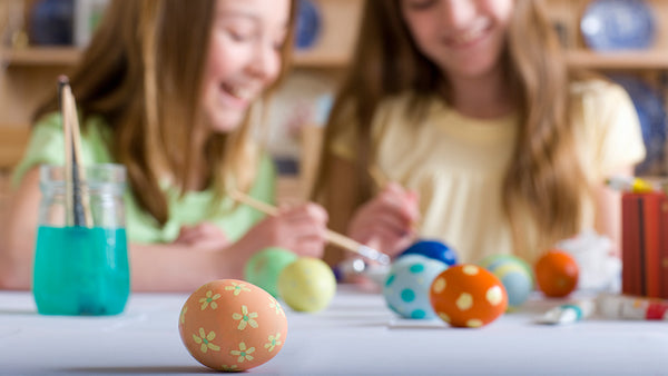 Germany Easter Egg painting, German easter tradition
