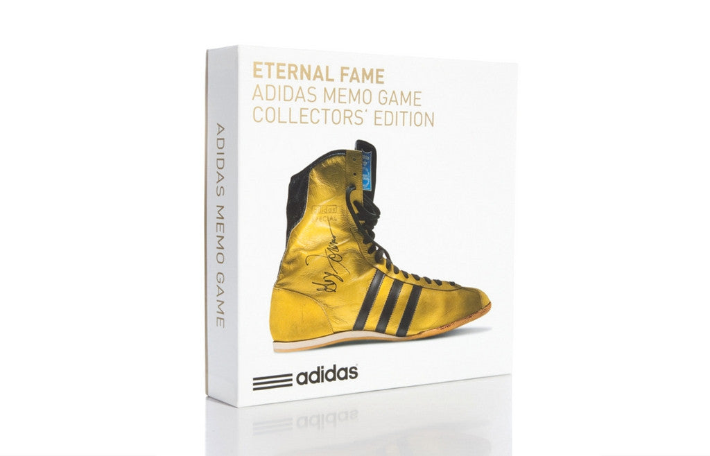 Adidas Eternal Fame Memory Game Boxing Legends - Zeitgeist Gifts
