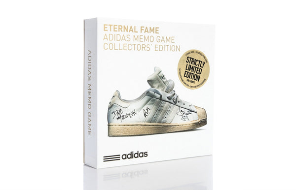 Adidas Eternal Fame Memory Game Collector's Edition - Zeitgeist Gifts