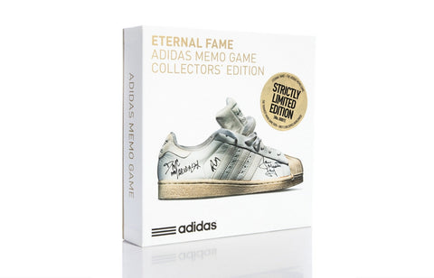 Adidas Eternal Fame Memory Game Collector's Edition