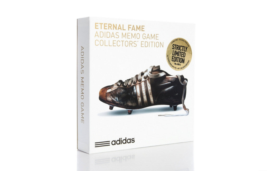 Adidas Eternal Fame Memory Game Soccer Legend - Zeitgeist Gifts