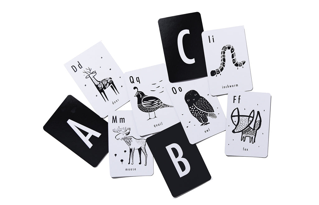 Cute ABC Alphabet Cards