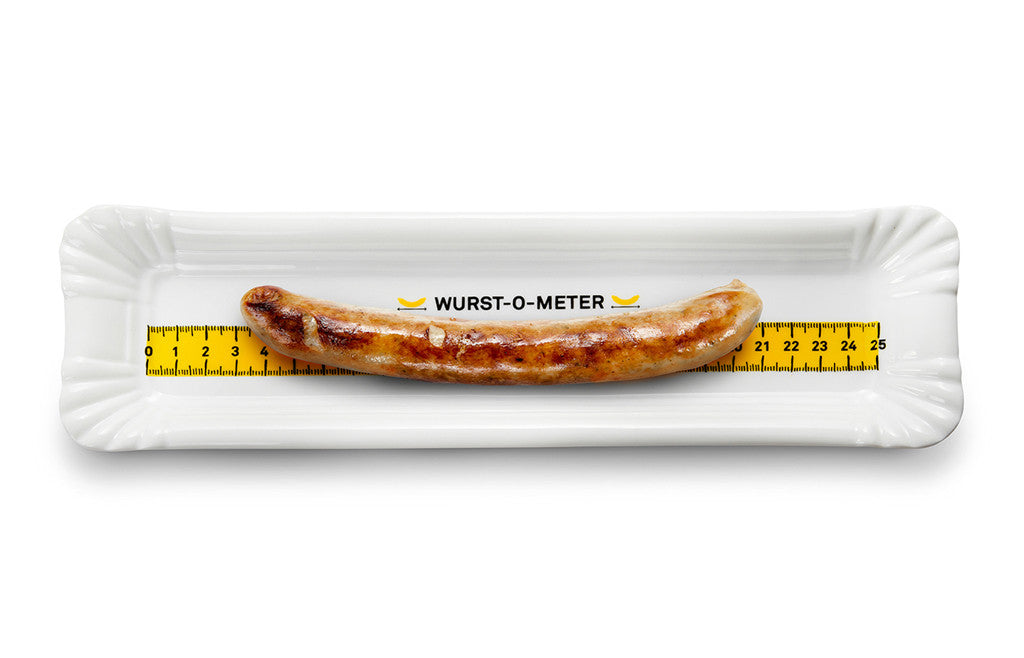Measuring Tape BBQ Plate