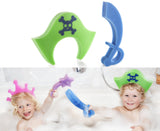 Bath Sponges Pirates Set