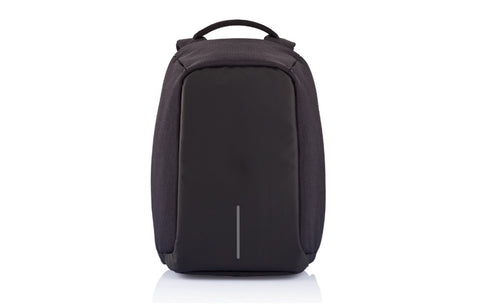 Bobby - Stylish Anti-Theft Backpack Black