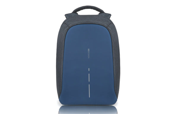 Bobby Compact - Stylish Anti-Theft Backpack Dark Blue