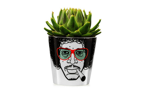 Flower Pot Large - Herbal Jimi